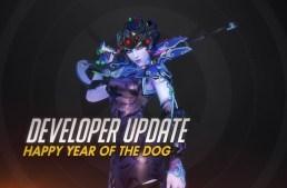 تحديث Year of The Dog الخاص بـOverwatch سوف يقدم خريطة جديدة, تغيرات لطور CTF و المزيد.