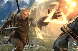 انضمام Geralt of Rivia من سلسلة The Witcher كضيف لقائمة شخصيات لعبة SOULCALIBUR VI