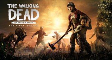 العرض الرسمي للموسم الاخير من The Walking Dead الخاص بمعرض Comic Con