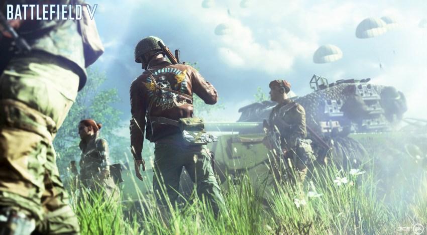لعبة Battlefield 5 تحصل على فترة تجربة لنُسخة الـ Alpha خلال الأسبوع القادم