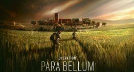 استعراض الخريطة القادمة في إضافة Para Bellum للعبة Rainbow Six Siege