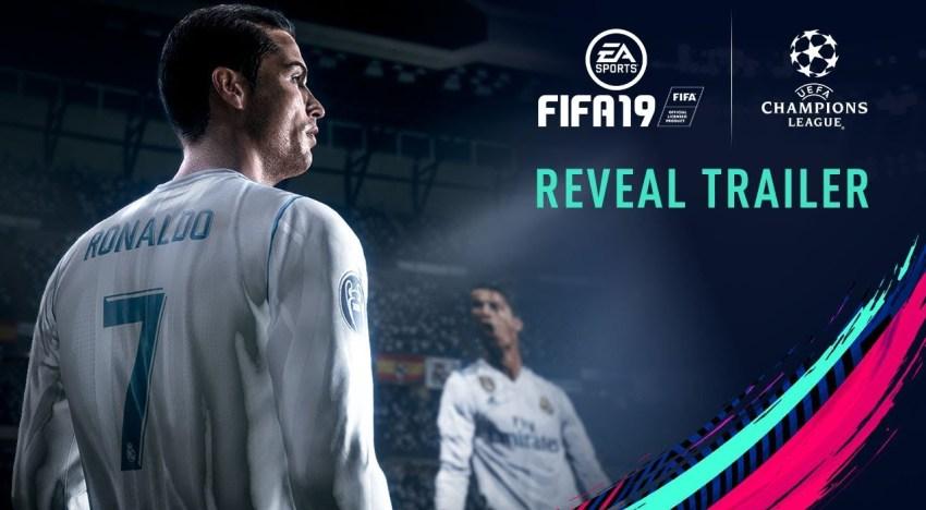 رسميا FIFA 19 سوف تحتوي على دوري أبطال أوروبا