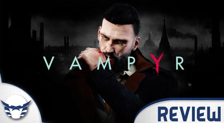 مراجعة Vampyr