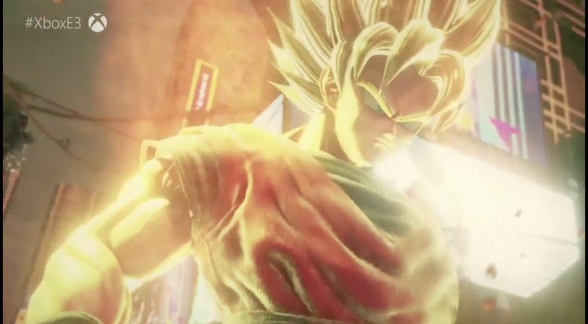 الاعلان عن لعبة Jump Force التي تقدم مواجهات بين شخصيات عديدة من Naruto و One Piece و Dragon Ball