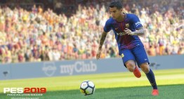 تحديد موعد اصدار ديمو لعبة Pro Evolution Soccer 2019