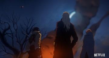 تأجيل إصدار الموسم الثاني من مسلسل Castlevania