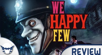 مراجعة We Happy Few