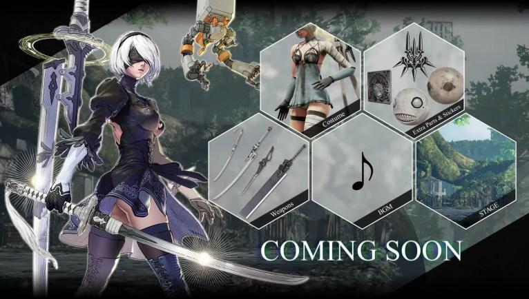 Soulcalibur VI 2B Content