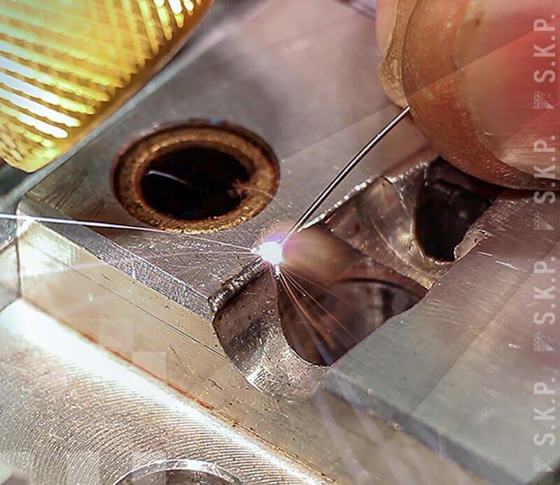 service laser welding
