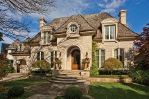 Luxury French Home Exterior