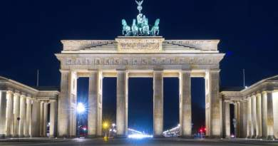 Berlin, Brandenburger Tor
