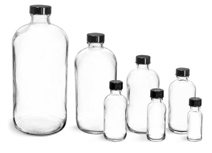sks bottle packaging clear