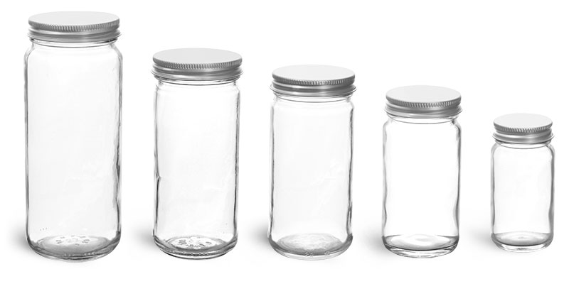 SKS Science Products, Lab Containers, Lab Jars, Glass