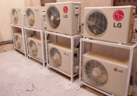 Motor of air conditioner