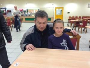 GM Ivan Žaja i Ema Žegrec