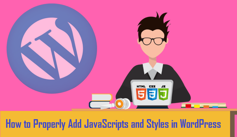 Add JavaScripts and Styles in WordPress
