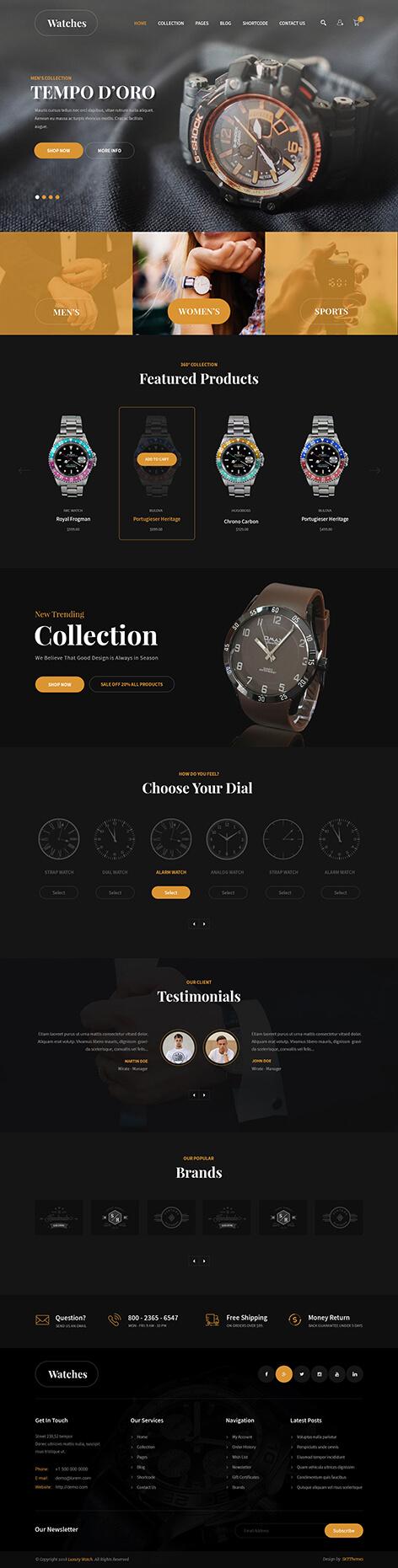 Luxury Watch Pro