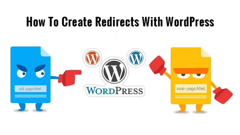 Create Redirects With WordPress