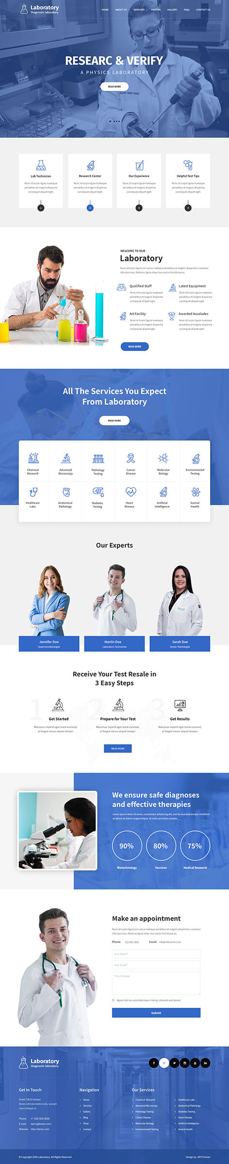 Laboratory Pro