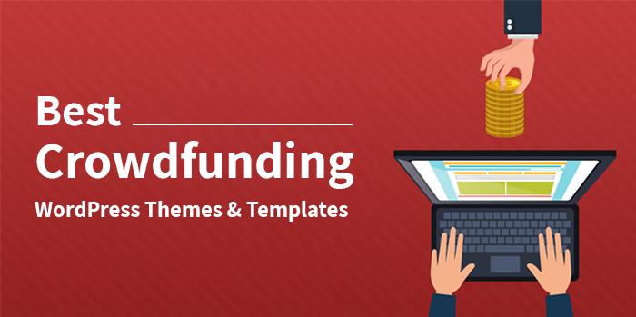 Best Crowdfunding WordPress Themes & Templates