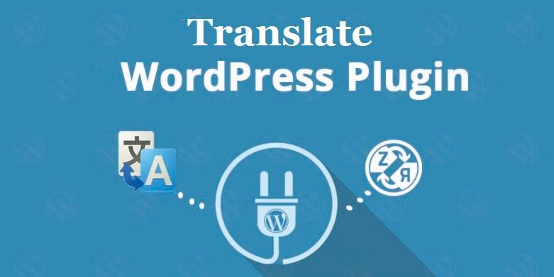 WordPress translate plugins