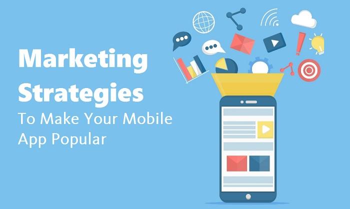 marketing strategies for mobile app