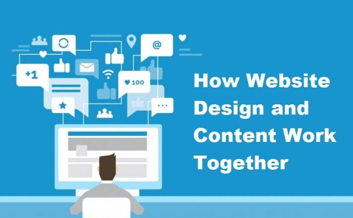 Website Design and Content