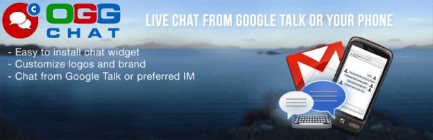 OggChat Live Chat