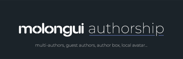 Molongui Authorship