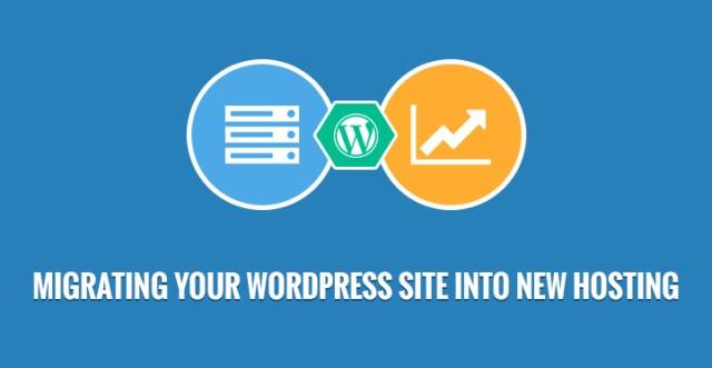 migrating your WordPress site