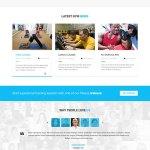 responsive CrossFit WordPress theme