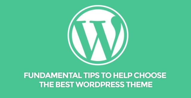 choose-wordpress-theme