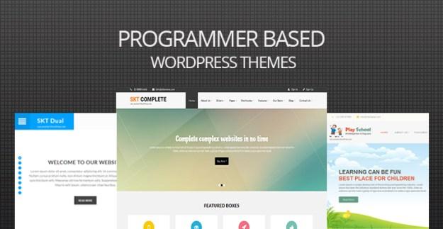 programmer WordPress themes