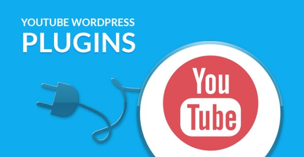 YouTube WordPress plugins