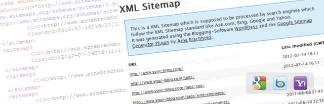 Google sitemap generator WordPress