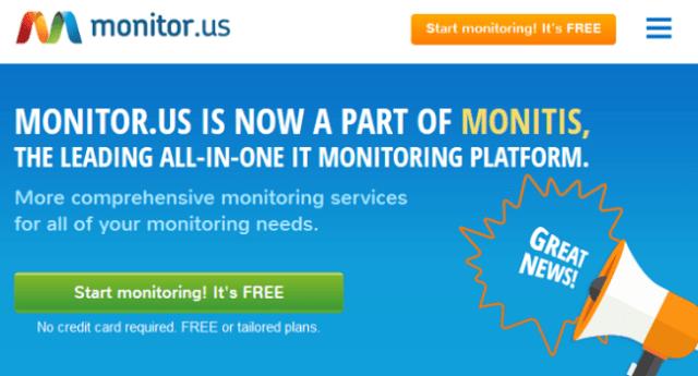 Monitor Us