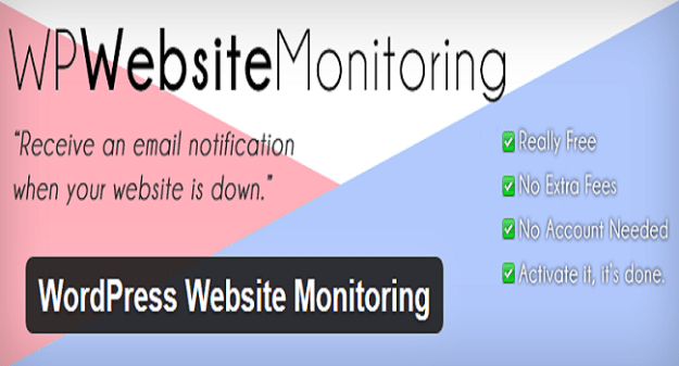 WordPress Website Monitoring