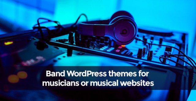 band-wordpress-themes