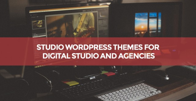 studio WordPress themes