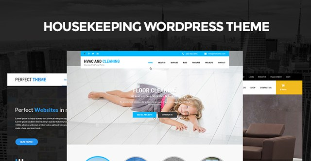 housekeeping-wordpress-themes