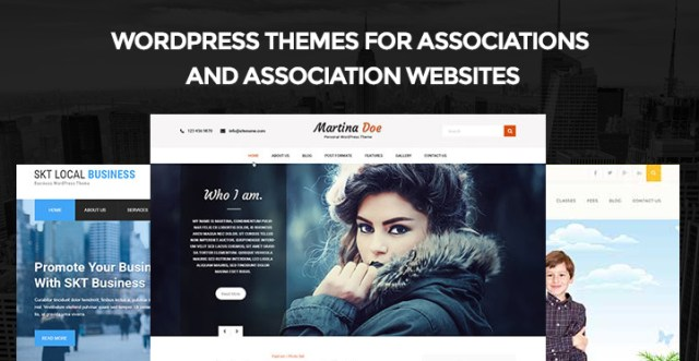 WordPress Themes for Associations
