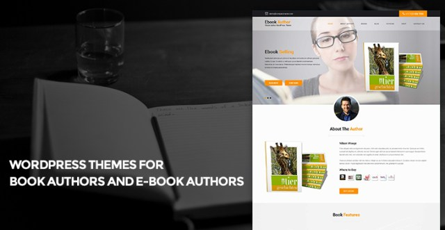 book-author-wordpress-themes