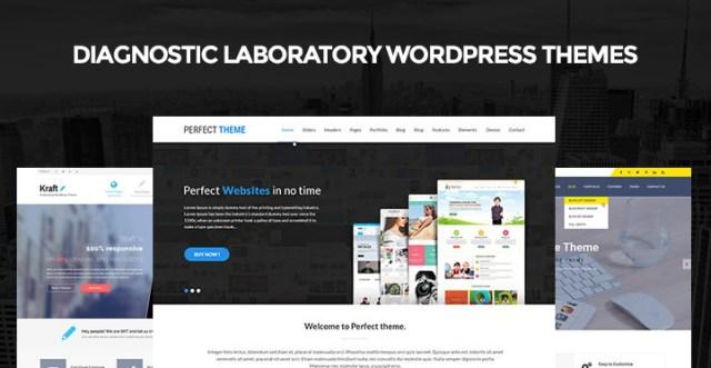 Diagnostic Laboratory WordPress Themes