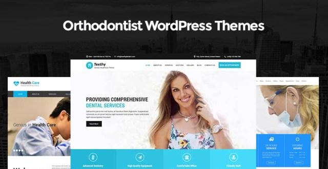 Orthodontist WordPress Themes