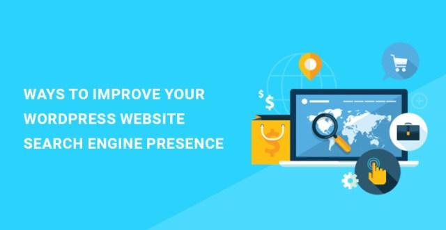 improve-your-WordPress-website-search-engine-presence