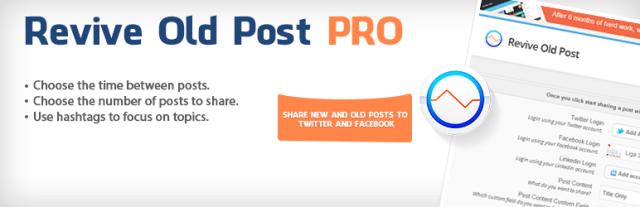 revive old post WordPress