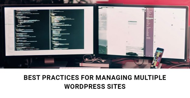 Managing multiple WordPress sites
