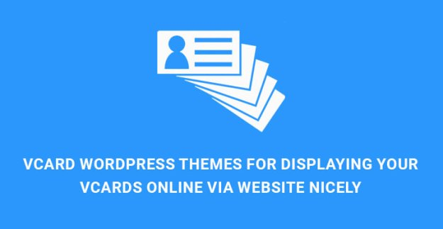 vCard-WordPress-themes-for-displaying-your-vCards-online-via-website-nicely