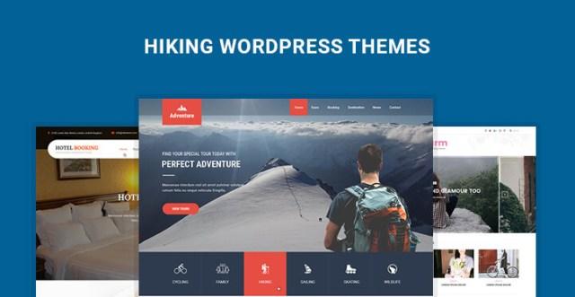 Hiking WordPress Themes