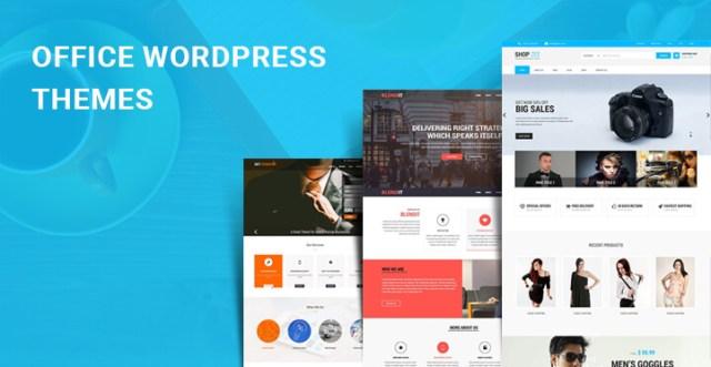 office WordPress themes